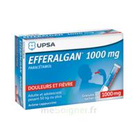 Efferalgan 1g Cappuccino granules 8 sachets à MONTPELLIER