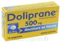 DOLIPRANE 500 mg Comprimés 2plq/8 (16) à MONTPELLIER