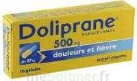 DOLIPRANE 500 mg Gélules B/16 à MONTPELLIER