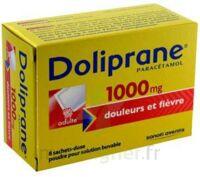 DOLIPRANE 1000 mg Poudre pour solution buvable en sachet-dose B/8 à MONTPELLIER