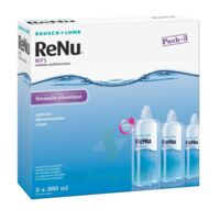RENU MPS, fl 360 ml, pack 3 à MONTPELLIER