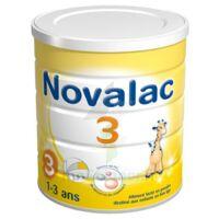 Novalac 3 Croissance lait en poudre 800g à MONTPELLIER
