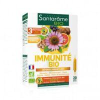 Santarome Bio Immunité Solution buvable 20 Ampoules/10ml à MONTPELLIER