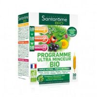 Santarome Bio Programme ultra minceur Solution buvable 30 Ampoules/10ml à MONTPELLIER