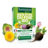 Santarome Bio Gélules Bien-être du foie B/30 à MONTPELLIER