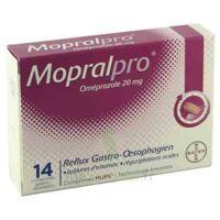 MOPRALPRO 20 mg Cpr gastro-rés Film/14 à MONTPELLIER