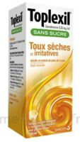TOPLEXIL 0,33 mg/ml sans sucre solution buvable 150ml à MONTPELLIER