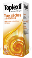 TOPLEXIL 0,33 mg/ml, sirop 150ml à MONTPELLIER