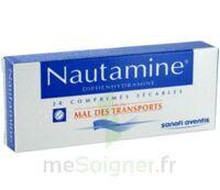 NAUTAMINE, comprimé sécable à MONTPELLIER