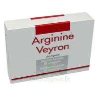 ARGININE VEYRON, solution buvable en ampoule à MONTPELLIER