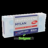 IBUPROFENE MYLAN 200 mg, comprimé enrobé B/30 à MONTPELLIER