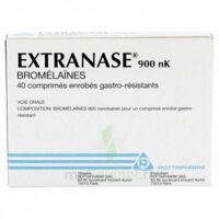 EXTRANASE 900 nK, comprimé enrobé gastro-résistant à MONTPELLIER