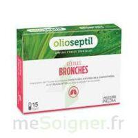 Olioseptil Bronches 15 Gélules à MONTPELLIER