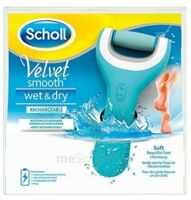 Scholl Velvet Smooth Wet&Dry Râpe électrique rechargeable à MONTPELLIER