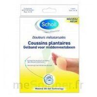 Scholl Coussin plantaire douleurs métatarsales T2 à MONTPELLIER