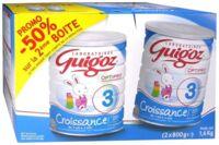 GUIGOZ LAIT CROISSANCE 3 2X800GR à MONTPELLIER