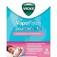 VICKS VAPOPATCH ENFANTS à MONTPELLIER