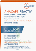 Anacaps Reactiv Caps 3*B/30 à MONTPELLIER