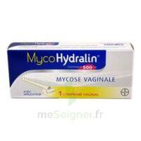 MYCOHYDRALIN 500 mg, comprimé vaginal à MONTPELLIER