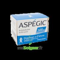 ASPEGIC 500 mg, poudre pour solution buvable en sachet-dose 20 à MONTPELLIER