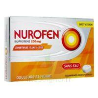 NUROFEN 200 mg, comprimé orodispersible à MONTPELLIER
