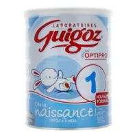 GUIGOZ 1, bt 800 g à MONTPELLIER