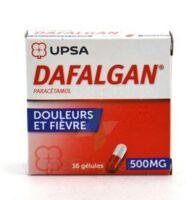 DAFALGAN 500 mg Gélules 2plq/8 (16) à MONTPELLIER