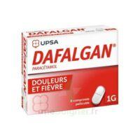 DAFALGAN 1000 mg Comprimés pelliculés Plq/8 à MONTPELLIER