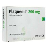 PLAQUENIL 200 mg, comprimé pelliculé à MONTPELLIER
