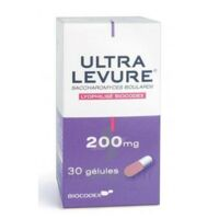 ULTRA-LEVURE 200 mg Gélules Fl/30 à MONTPELLIER