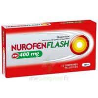 NUROFENFLASH 400 mg Comprimés pelliculés Plq/12 à MONTPELLIER
