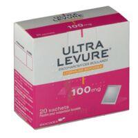 ULTRA-LEVURE 100 mg Poudre pour suspension buvable en sachet B/20 à MONTPELLIER