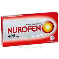 NUROFEN 400 mg Comprimés enrobés Plq/12 à MONTPELLIER