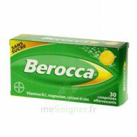 Berocca Comprimés effervescents sans sucre T/30 à MONTPELLIER