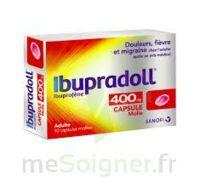 IBUPRADOLL 400 mg Caps molle Plq/10 à MONTPELLIER