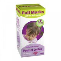 Full Marks Lotion antipoux et lentes 100ml+peigne à MONTPELLIER