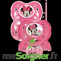 Dodie Disney Sucette anatomique silicone +6mois minnie Lot/2 à MONTPELLIER