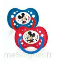 Dodie Disney sucettes silicone +18 mois Mickey Duo à MONTPELLIER