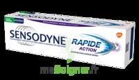 Sensodyne Rapide Pâte dentifrice dents sensibles 75ml à MONTPELLIER