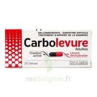 CARBOLEVURE Gélules adulte Plq/30 à MONTPELLIER