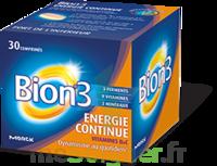 Bion 3 Energie Continue Comprimés B/30 à MONTPELLIER