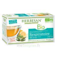 Herbesan Thym bio Tisane respiratoire 20 Sachets à MONTPELLIER