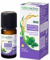 Naturactive Huile essentielle bio Menthe poivrée Fl/10ml à MONTPELLIER