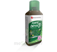 Forte Détox 5 Organes Solution buvable 500ml à MONTPELLIER