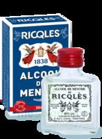 Ricqles 80° Alcool de menthe 30ml à MONTPELLIER