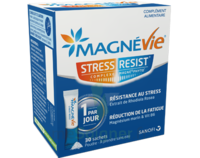 Magnevie Stress Resist Poudre orale B/30 Sticks à MONTPELLIER