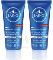 Laino Hydratation au Naturel Crème mains Cire d'Abeille 2*50ml à MONTPELLIER