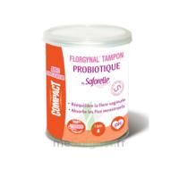 Florgynal Probiotique Tampon périodique avec applicateur Mini B/9 à MONTPELLIER