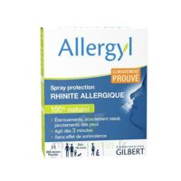 Allergyl Spray protection rhinite allergique 800mg à MONTPELLIER