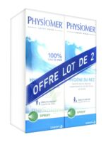 Physiomer Solution nasale adulte enfant 2*Sprays/135ml à MONTPELLIER